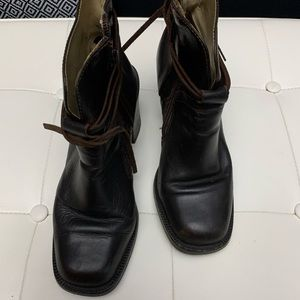 MIA Woman's Leather Booties